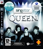 SingStar Queen PlayStation Eye Enhanced
