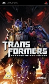 Transformers: Revenge of the Fallen - The Game (PSP)