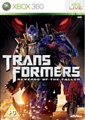 Transformers Revenge of the Fallen The Game