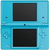 Nintendo DSi Handheld Console Light Blue