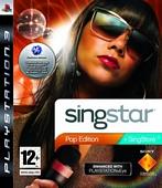 SingStar Pop Edition PlayStation Eye Enhanced
