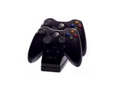 Venom Xbox 360 Twin Docking Station with 2 x Rechargeable Battery Packs