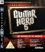 Guitar Hero 5 Game Only