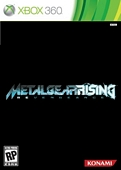 Metal Gear Rising Revengeance Xbox 360 Xbox One