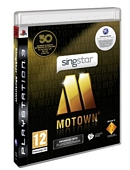 SingStar Motown PlayStation Eye Enhanced