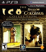 Ico and Shadow of the Colossus Collection