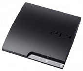 Sony PlayStation 3 Slim Console 120GB Model