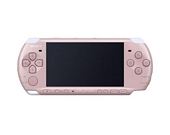 Sony PSP 3000 Console Rose Pink