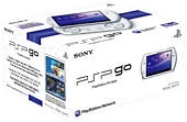 Sony PSP Go Console White
