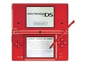 Nintendo DSi Handheld Console Red