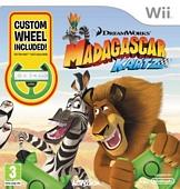 Madagascar Kartz Wheel Bundle Wii Remote Not Included
