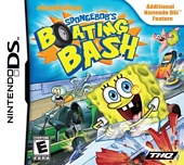 Spongebob Boating Bash (Nintendo DS)