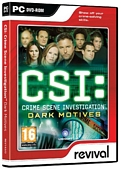 CSI Crime Scene Investigation Dark Motives