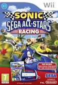 Sonic and SEGA All Stars Racing With Wheel Wii Remote Not Included