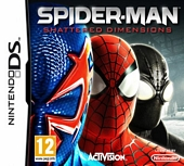 Spider-Man: Shattered Dimensions (Nintendo DS)