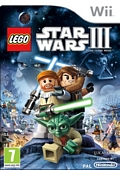 LEGO Star Wars 3: The Clone Wars (Wii)