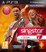 SingStar Guitar PlayStation Eye Enhanced