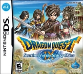 Dragon Quest 9 Sentinels of the Starry Skies