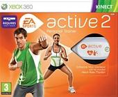 EA Sports Active 2 Kinect Compatible