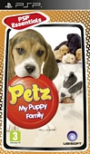 PSP ESSENTIALS PETZ MY PUPPY FAMILY