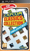 Capcom Classic Collection Reloaded PSP Essentials