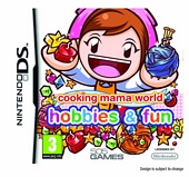 Cooking Mama World Hobbies and Fun