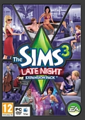 The Sims 3 Late Night PC Mac DVD