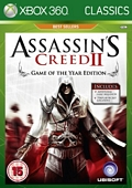 Assassins Creed 2 Game of The Year Classics Edition