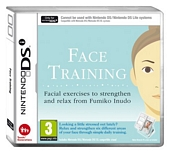 Face Training Facial Exercises to Strengthen and Relax from Fumiko Inudo Nintendo DSi