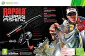 Rapala Pro Bass Fishing with Rod Controller