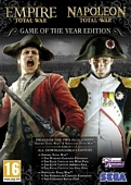 Empire and Napoleon Total War Collection Game of the Year