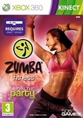 Zumba Fitness Kinect Required