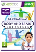 Dr Kawashimas Brain and Body Exercises for Kinect