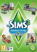 The Sims 3 Outdoor Living Stuff PC Mac DVD