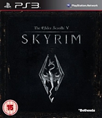 The Elder Scrolls V: Skyrim (PS3)