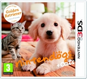 Nintendogs Cats Golden Retriever New Friends