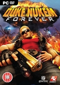 Duke Nukem Forever (PC DVD)