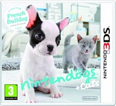 Nintendogs Cats French Bulldog and New Friends