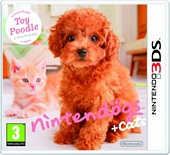 Nintendogs Cats Toy Poodle New Friends
