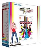 We Dance Game and Mat Pack