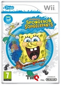SpongeBob Squigglepants uDraw Compatible