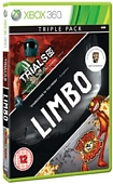Xbox Live Hits Collection with Limbo Trials HD and Splosion Man