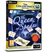 Haunted Legends The Queen of Spades Collectors Edition