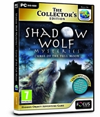 Shadow Wolf Mysteries Curse of the Full Moon Collectors Edition