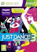 Best Price for Just Dance 3 Special Edition Kinect Required