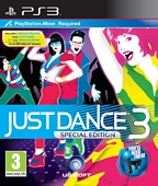 Just Dance 3 Special Edition Move Required