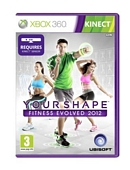Your Shape Fitness Evolved 2012 Kinect Compatible