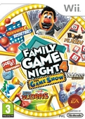 Hasbro Family Game Night 4: The Game Show Edition (Wii)