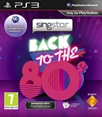SingStar Back to the 80s PlayStation Eye Enhanced