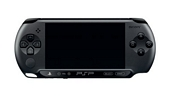 Sony PSP Console Charcoal Black